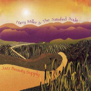Jazz Beauty Supply cd cover