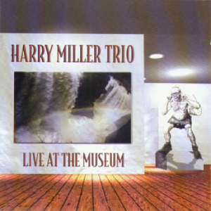 Live at the Museum cd cover